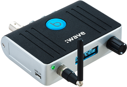 Photo: Timecode Systems Wave hub