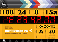 Image: Some sample MovieSlate appearance combinations